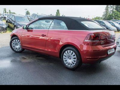 gebraucht VW Golf Cabriolet VI 1.6 TDI PDC, GRA, MFL, Climatronic,