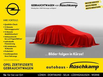 gebraucht Opel Corsa E Selection 1.2 Klima Intellilink Allwetter