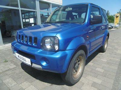 used Suzuki Jimny 1.3 Cabrio 4WD Club+1Hd+Euro 4