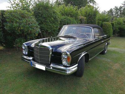 gebraucht Mercedes W111 SECabrio