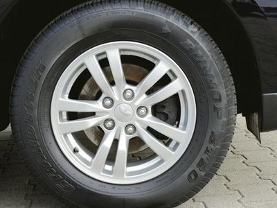 gebraucht Mitsubishi Outlander 2,0 Invite MIVEC 2WD