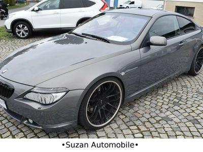 gebraucht BMW 645 Baureihe 6 Coupe CI *M-PAKET*REUTER-AUSPUFF* als Sportwagen/Coupé in Niederfüllbach