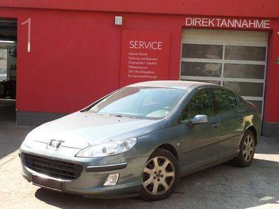 gebraucht Peugeot 407 2.2 Tendance 160 Automatik