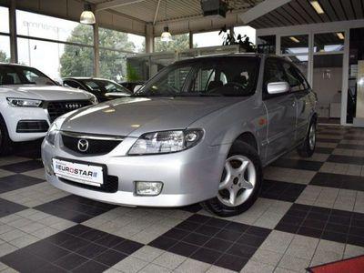 brugt Mazda 323 Lim.1.6 F Comfort *KLIMA*ALU*