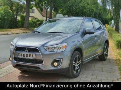 used Mitsubishi ASX Invite 4WD/2,2/Euro5/82.000KM/AUTOMATIK/