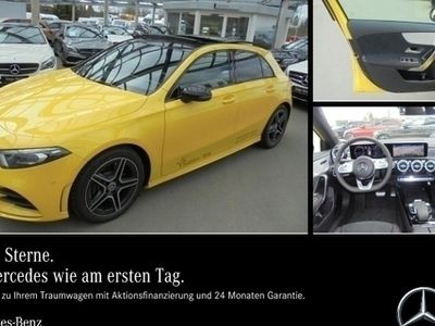 gebraucht Mercedes A250 AMG,Nightp.,PDC,LED,Distronic,PanoDach