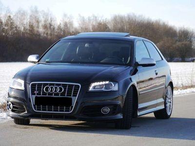 gebraucht Audi S3 als Sportwagen/Coupé in Gilching