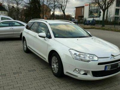 gebraucht Citroën C5 CitreonTourer Perlweiß sehr gepflegter...