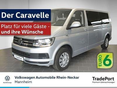 gebraucht VW Caravelle T6Comfortline 2.0 TDI DSG Navi 9-Sitze Tel. uvm,