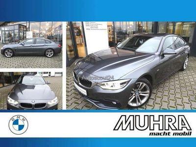 gebraucht BMW 420 Gran Coupé dA Sport Line Automatik Navi PDC