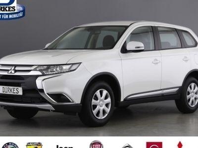 käytetty Mitsubishi Outlander Basis 2WD 2.0 MIVEC Klimaautomik ESP