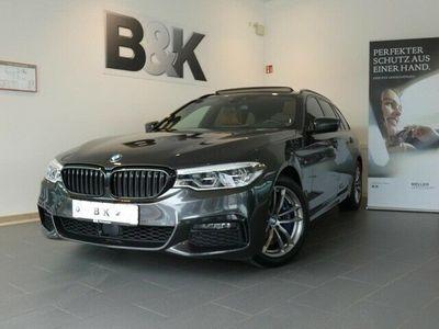 gebraucht BMW 540 i xDrive Tour. M Sportpaket Navi LED HUD AHK