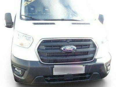gebraucht Ford Transit Kastenwagen TTS 350 L2 Trend 2.0 TDCi Mild-Hybrid EU6d-T
