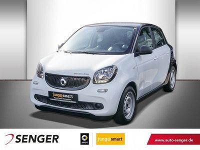 gebraucht Smart ForFour Electric Drive drive+cool & Media+shz+Temp+Nav Fahrzeuge kaufen und verkaufen