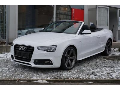 gebraucht Audi A5 Cabriolet 2.0 TDI DPF SLine/Selection Sport Plus/ DAB