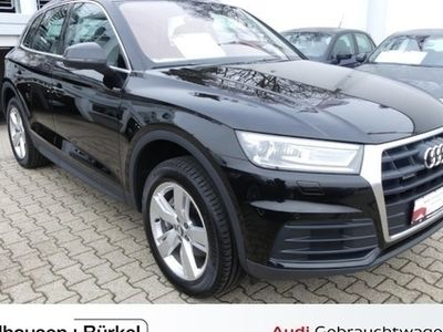 gebraucht Audi Q5 2.0 TDI quattro S tronic Navi, Leder, Xenon