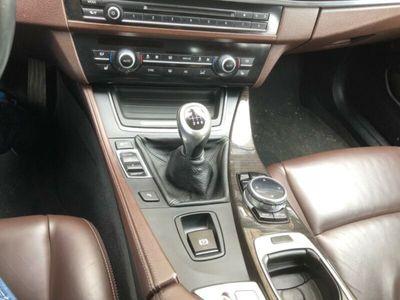 gebraucht BMW 520 d Touring Blue Performance