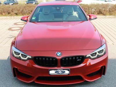 gebraucht BMW M4 Cabriolet DKG Competition