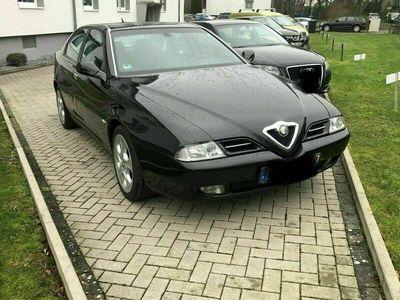 gebraucht Alfa Romeo 166 3.0l V6 24V*Vollausstattung... als Limousine in Herford