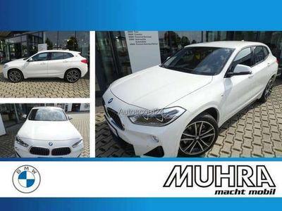 gebraucht BMW X2 20dAx UPE 57.200 MSportpaket Navi Headup HiFi