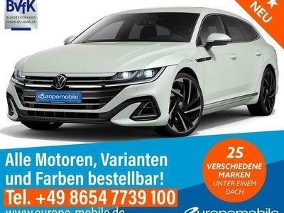 gebraucht VW Arteon Shooting Brake R-Line (D4) 1.4 eHybrid DSG