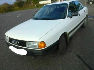 gebraucht Audi 80 Baujahr 1988