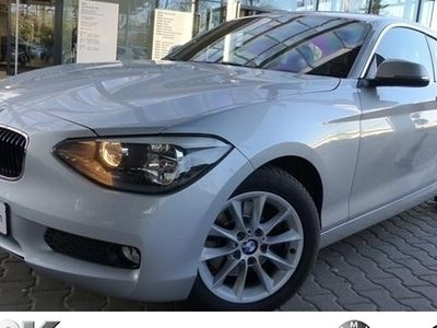 used BMW 125 d 3-Türer Automatik Sitzheizung Klima (Leder el. F