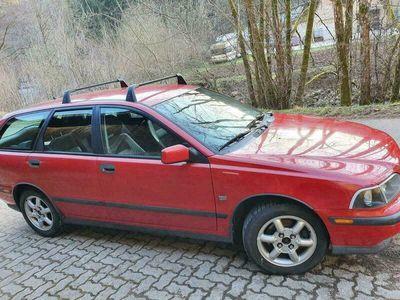 gebraucht Volvo V40 benziner