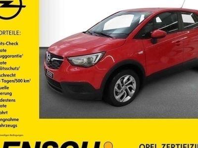 gebraucht Opel Crossland X 1.2 T Edition *Navi*Sitzh*Kamera*