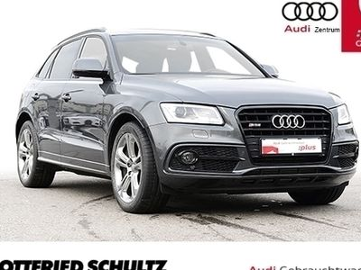 gebraucht Audi SQ5 3.0TDI quattro AHK KAMERA LEDER NAV XEN PDC VO