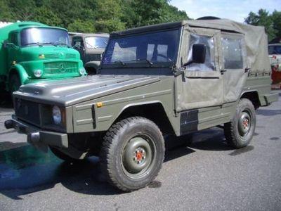 gebraucht VW Iltis Militär