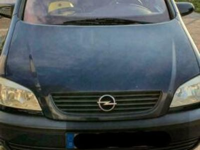 gebraucht Opel Zafira A 1.6
