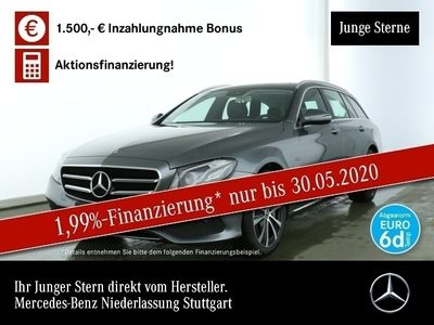 gebraucht Mercedes E300 Avantgarde Multibeam SHD Kamera Totwinkel