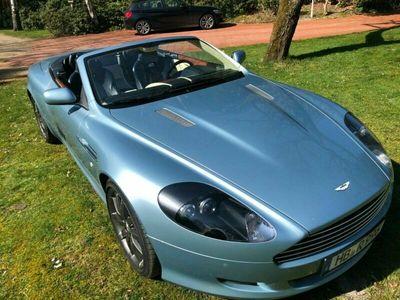 gebraucht Aston Martin DB9 Volante Touchtronic Xenon Navi LM19