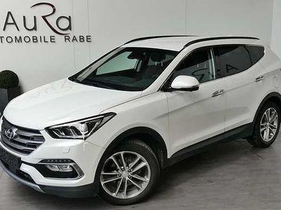 gebraucht Hyundai Santa Fe 2.2 CRDI 4WD Aut. NAV+XEN+KAMERA+EU6