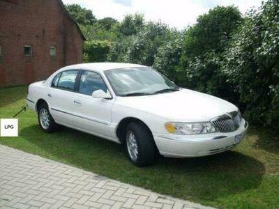 gebraucht Ford Lincoln Continental, Bj.:98, 4,6l V8, TÜV 9/20⚠ LPG Gas⚠