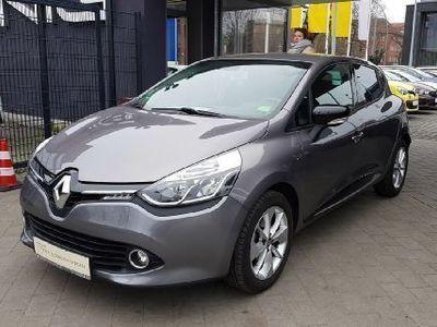 gebraucht Renault Clio IV 1.2 16V LIMITED Deluxe Klimaautomatik