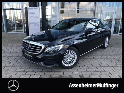 gebraucht Mercedes C350e Exclusive **COMAND/Airmatic/Distronic