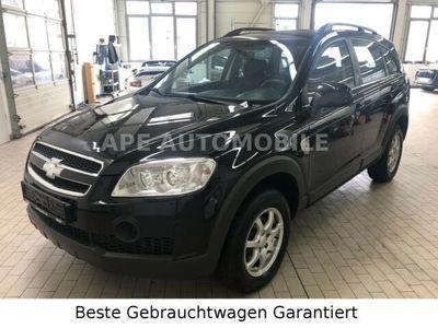 gebraucht Chevrolet Captiva 1 Hand 2.4 LS 2WD Tüv/Au NEU AHK