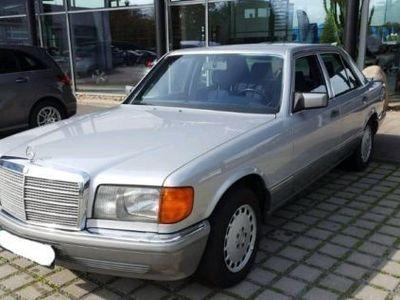 gebraucht Mercedes 260 W126 S-KlasseTempomat 4-Fachfensterheber