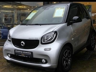 gebraucht Smart ForTwo Electric Drive cabrio Cool u. Media