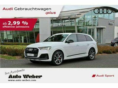 gebraucht Audi Q7 60TFSIe S-Line HD-MATRIX BOSE S-SPORTSITZ