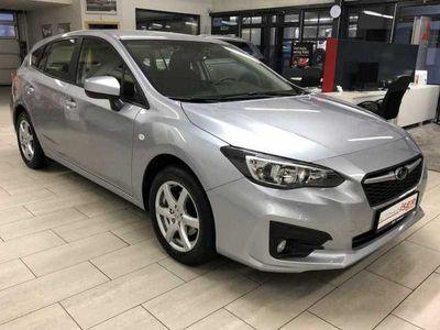 gebraucht Subaru Impreza Impreza 1.6i Trend