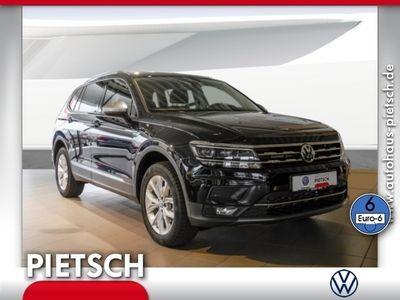 gebraucht VW Tiguan Allspace Highline 2.0 l TDI SCR 4MOTION 110