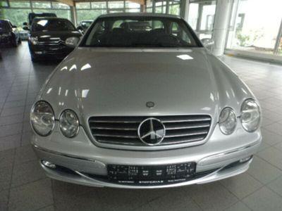 used Mercedes 600 CL-CoupeV12 Biturbo Mega Voll