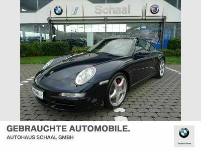 gebraucht Porsche 911 Carrera S Navi Shz Xenon Bose Klimaauto.