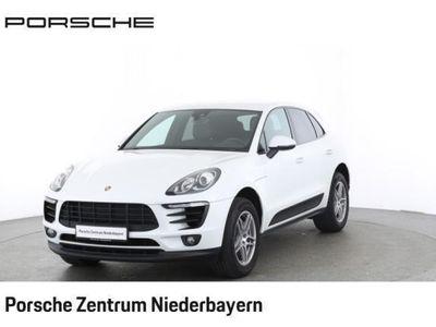 käytetty Porsche Macan S (ParkAssistent vo+hi inkl. Rückfahrkam.)