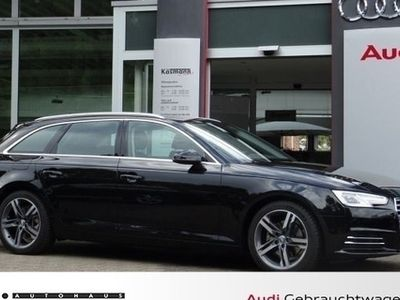 gebraucht Audi A4 Avant sport 2.0 TDI EU6 S tronic Navi Xenon