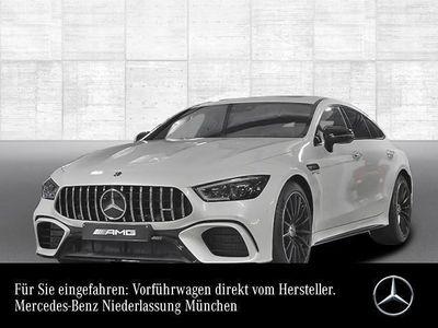 gebraucht Mercedes AMG GT Cp. 4M Carbon Perf-Sitze Perf-Abgas Airmat