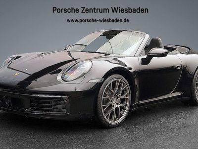 gebraucht Porsche 911 Carrera 4 Cabriolet 992 BOSE,DAB,LED
